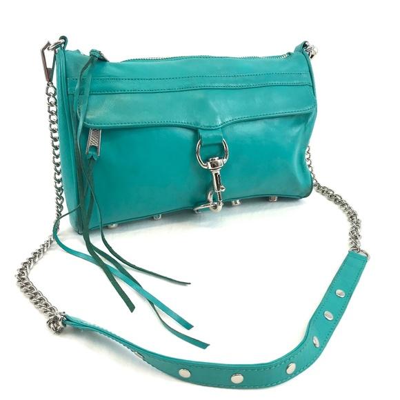 Rebecca Minkoff Handbags - Authentic Rebecca Minkoff Large MAC Crossbody